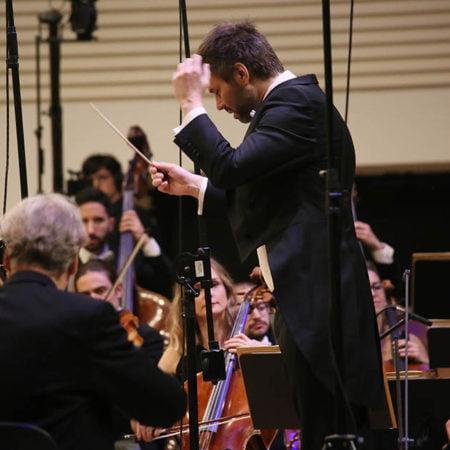 Imagen destacada La Orquesta Adda Simfònica logra un lleno total en su primer concierto