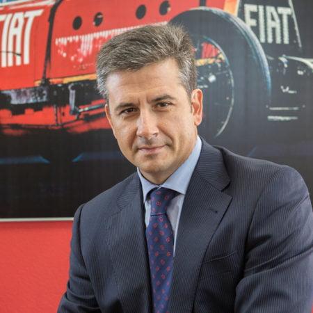 Imagen destacada Alberto de Aza, nuevo director general del grupo Fiat en España y Portugal