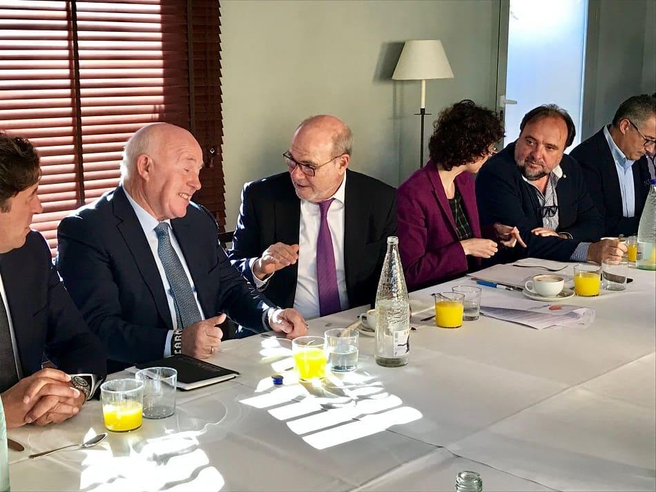 AVI yCedelcoacuerdan impulsar proyectos innovadores en Baix Vinalopó