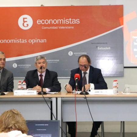 pesimismo en la evolución de la economía valenciana
