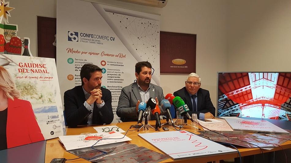 Más de 10.000 comercios participan en la campaña navideña de Confecomerç