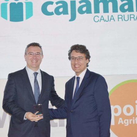 premio a Cajamar