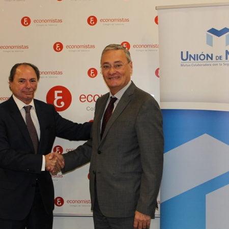 Imagen destacada Unión de Mutuas y Coev colaborarán en la difusión de temas de seguridad laboral