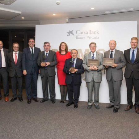 Imagen destacada Juan Perán-Pikolinos y Térvalisganan los I Premios Filantropía de CaixaBank