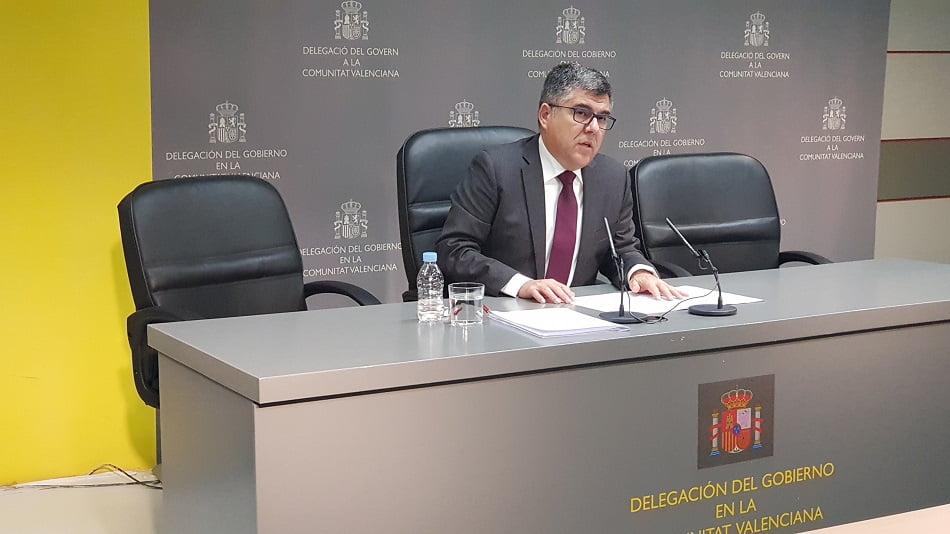 Imagen destacada El exdelegado del Gobierno Juan Carlos Fulgencio, coordinador de Cercanías