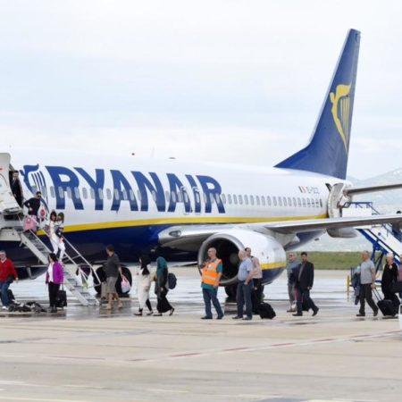 Ryanair Castellon