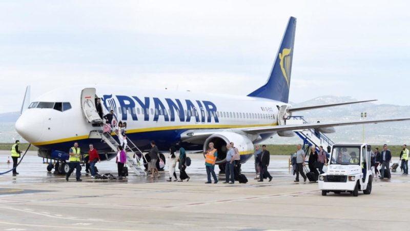 Ryanair-ruta-Alicante-CAGLIARI