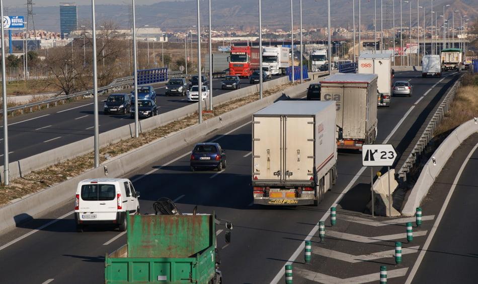 Imagen destacada El Gobierno pone en marcha medidas de apoyo al transporte por carretera