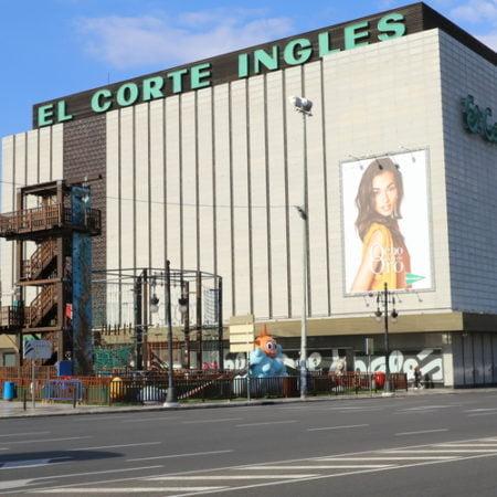 centros de El Corte Inglés
