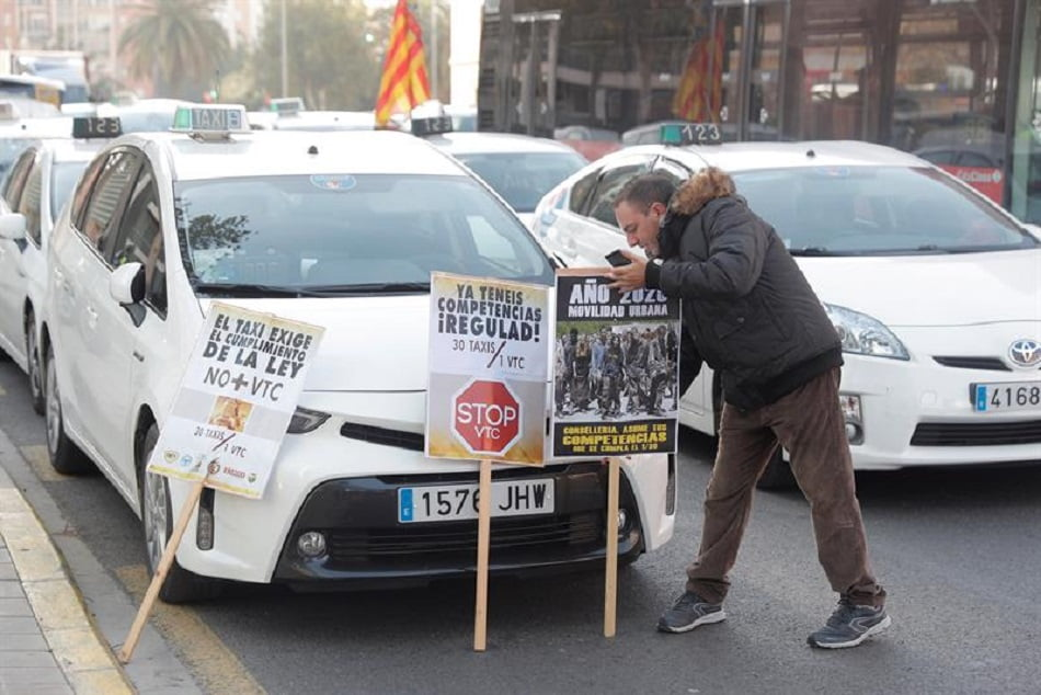 Imagen destacada Competencia de la Generalitat cree que el decreto sobre VTC es restrictivo