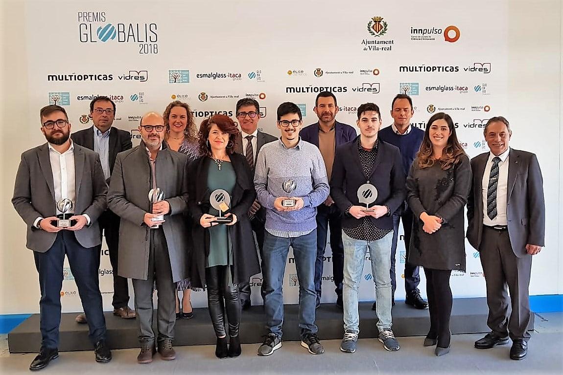 Eyesynth, Sevi Systems y el Mussol Rosa son los Premios Globalis 2018