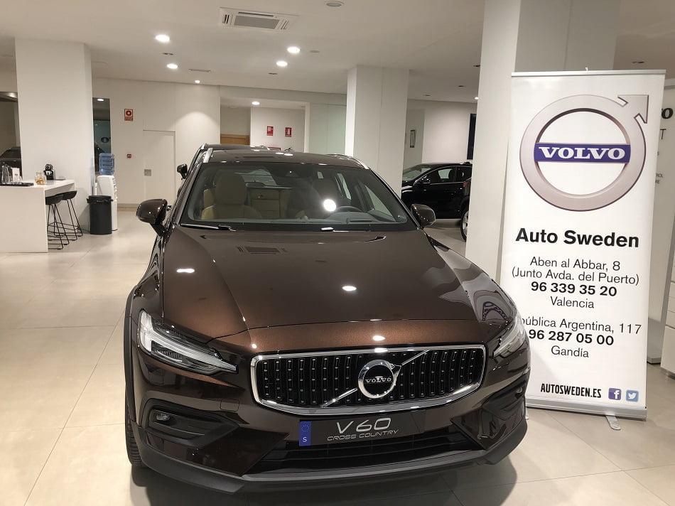 Imagen destacada Volvo V60 Cross Country llega a Auto Sweden en sus concesionarios