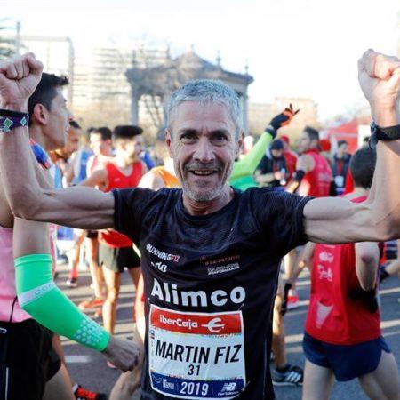 Imagen destacada Martin Fiz vuelve a hacer grande Valencia con un nuevo récord mundial