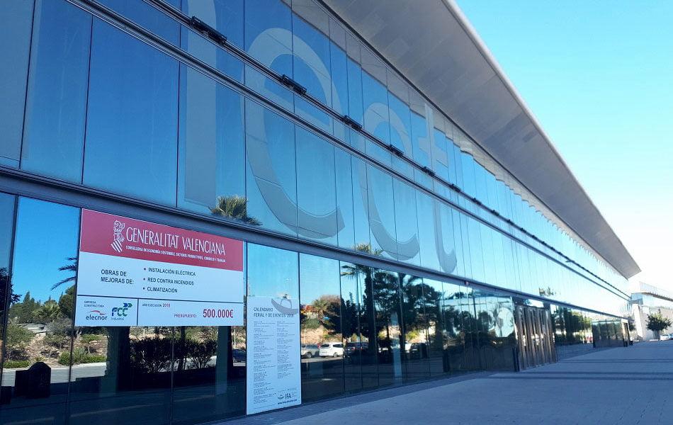 El Consell dirige 500.000 euros a adecuar infraestructuras de IFA