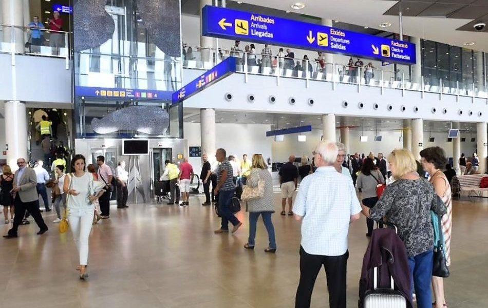 Edeis reduce capital para desvincularse de la explotación del aeropuerto de Castellón