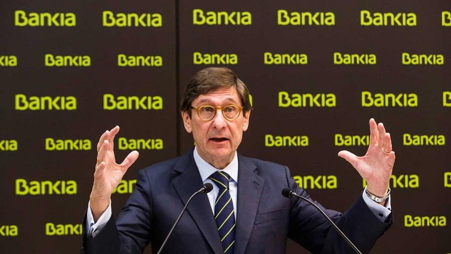 Imagen destacada Bankia gana 400 millones de euros en el primer semestre, un 22,3% menos