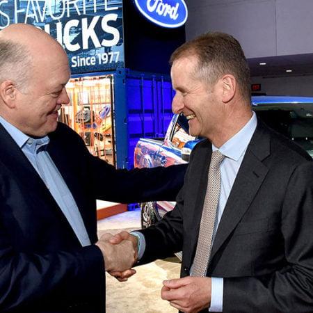 Volkswagen y Ford se alían en el sector de vehículos comerciales ligeros