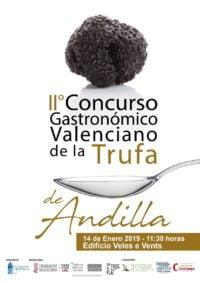 Imagen destacada Seis chefs compiten hoy por el mejor plato con trufa de Andilla