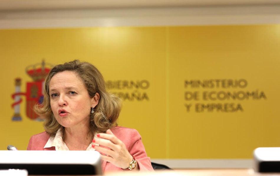 Imagen destacada Calviño presentará al Eurogrupo la política económica del nuevo Gobierno