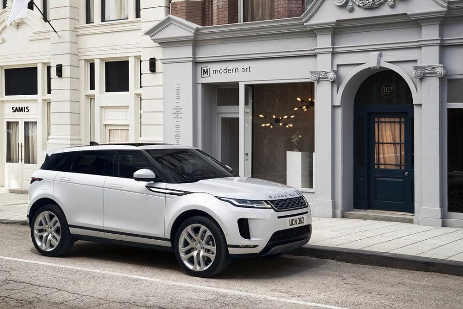 Imagen destacada Range Rover presenta su nuevo Evoque