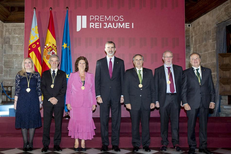 La 32ª edición de los Premios Rei Jaume I se celebrará marcada por la pandemia