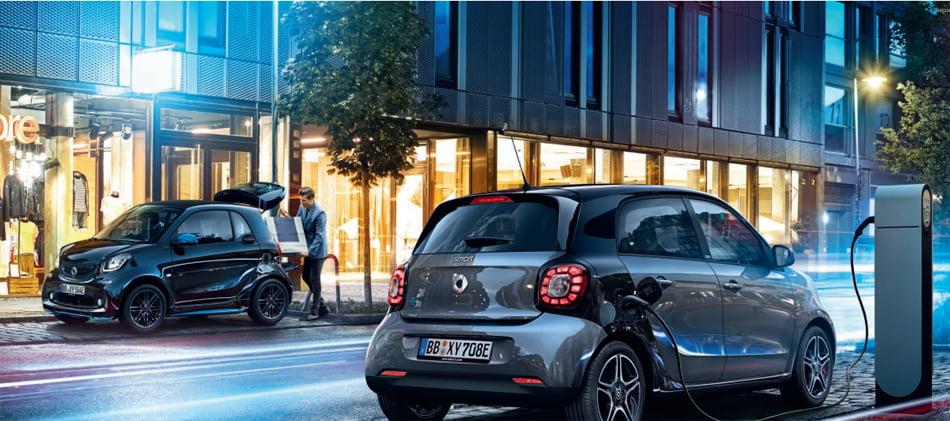 Imagen destacada Smart, líder absoluto de las ventas de coches eléctricos en España