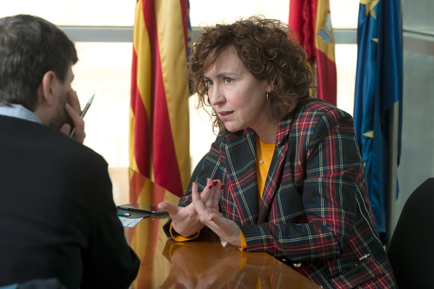 Ivace invierte 1,3 millones de euros en modernizar 13 polígonos de la Vega Baja