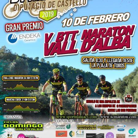 BTT Vall d'Alba
