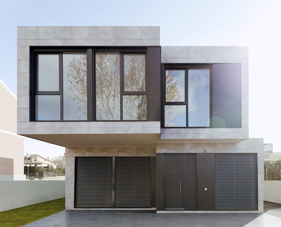Inhaus Lleva A Francia Su Modelo De Casas Prefabricadas De Hormigón