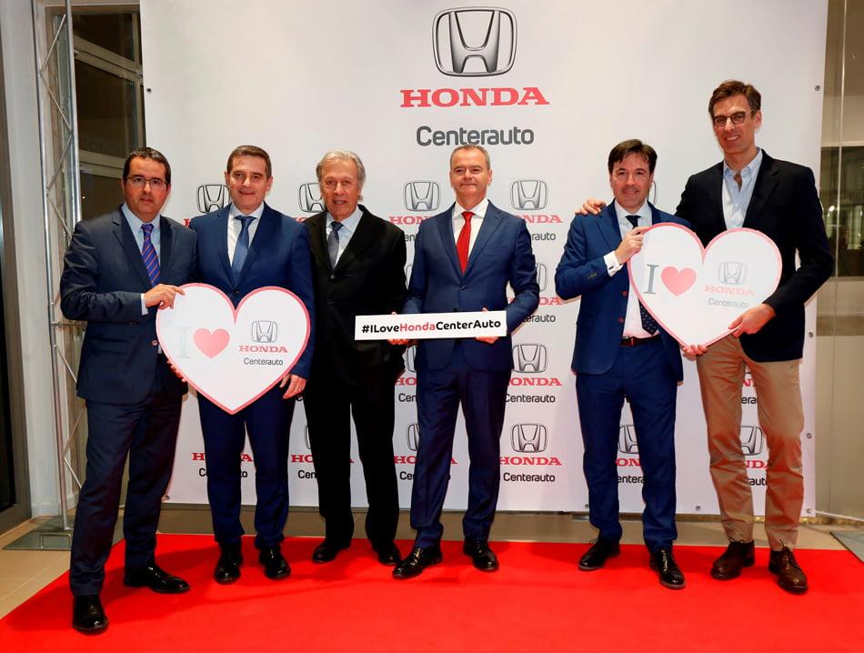Imagen destacada Quadis abre un nuevo concesionario Honda Center Auto en Valéncia
