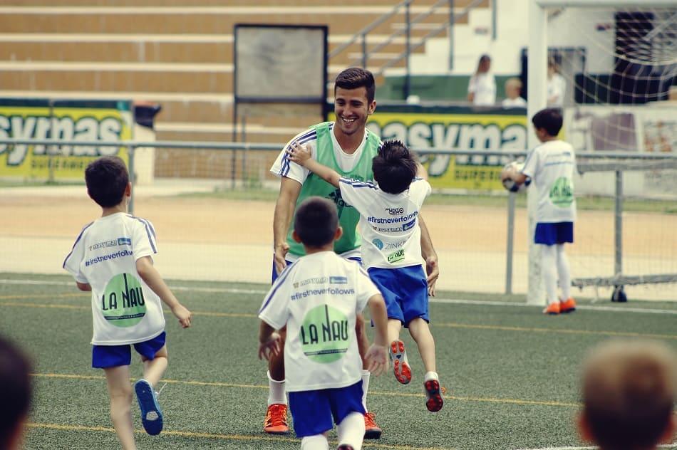 Imagen destacada Una empresa de Pedreguer puntera en organizar campus de fútbol infantil