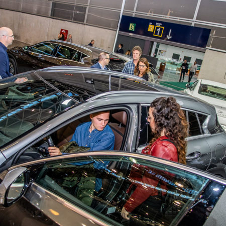 venta de automóviles