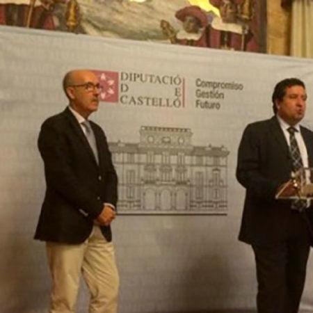 Siri, Diputación de Castellón, DipcasBot