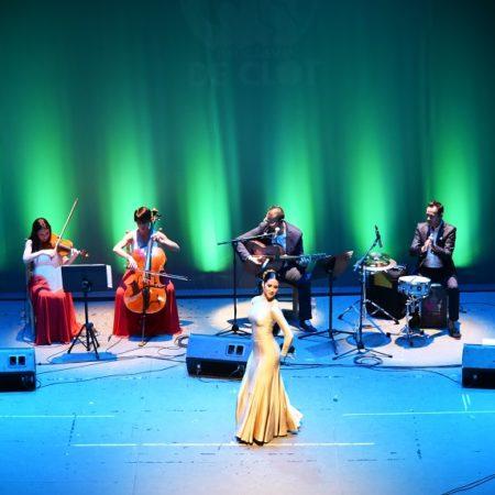 Imagen destacada En Clave de Clot lleva su fusión entre música clásica y flamenco a Bancaja