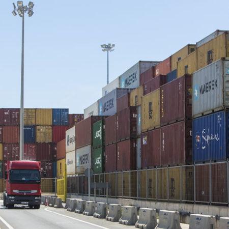 exportaciones caen en la Comunitat