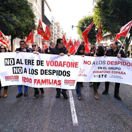 Vodafone-Manifestacion-Valencia
