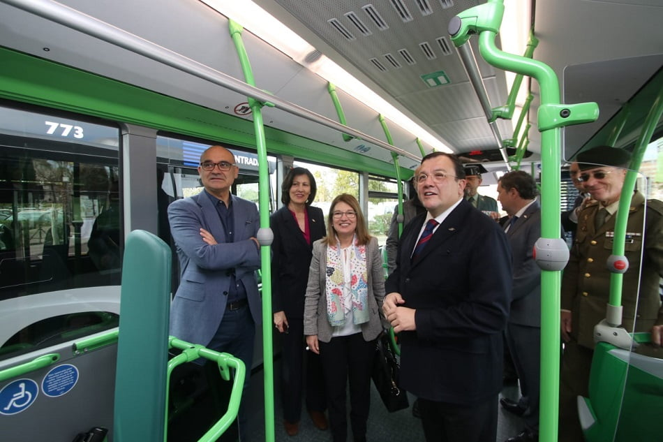 Imagen destacada El 25% de los autobuses interurbanos de Alicante pasarán a ser híbridos