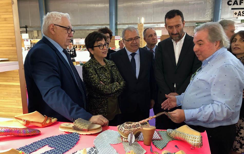 Más de 400 firmas presentan las tendencias en componentes de calzado en Ifa