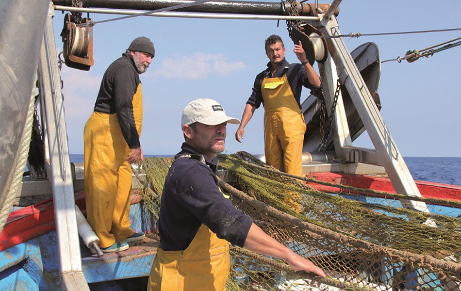 La actividad pesquera se frena en Castellón y cae un 27,3% en el primer semestre de 2019