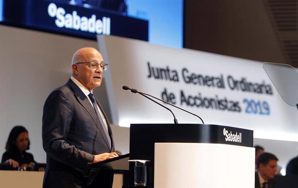 Imagen destacada Josep Oliu considera que la recuperación será más rápida de lo esperado