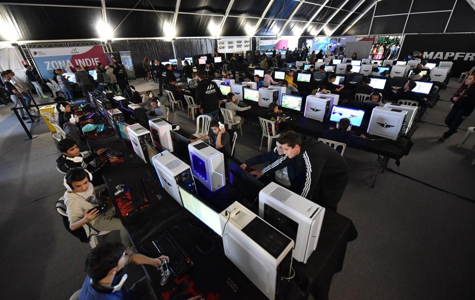 Imagen destacada Alicante Gaming se convierte en el principal atractivo del Puerto de Encuentro