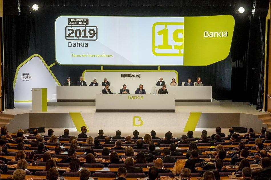 Imagen destacada Bankia avanza en la devolución de ayudas al Estado y en acabar con la brecha de género