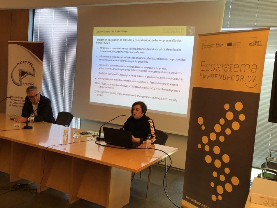 Imagen destacada El CEEI y el Ivace facilitan las herramientas para favorecer el empredimiento en Castellón
