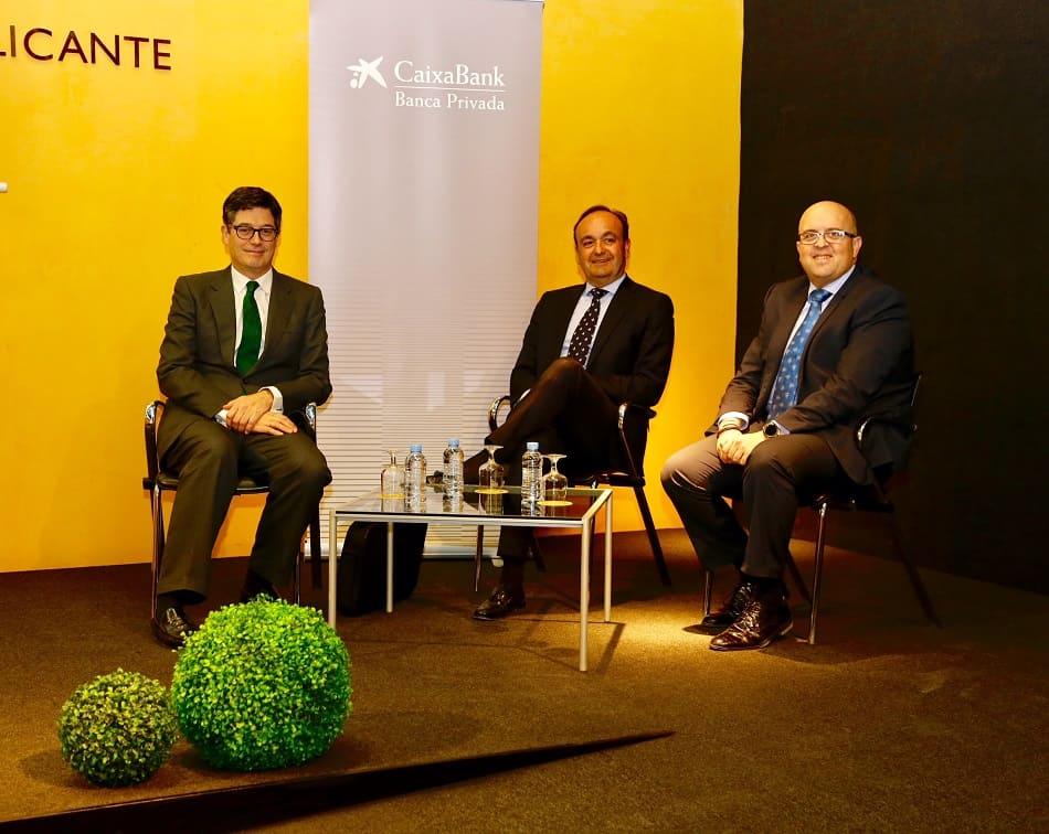 Imagen destacada Caixabank analiza en Alicante la situación económica y las perspectivas de 2019