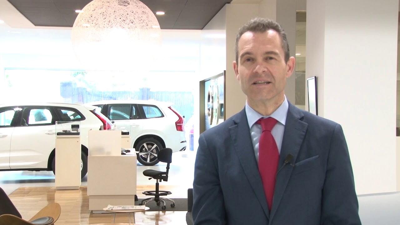 Imagen destacada Auto Sweden incorpora la novedosa aplicación Volvo on Call para empresas