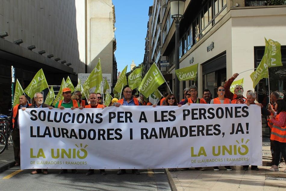 Imagen destacada La Unió concentra a casi 1.000 personas frente a la Delegación del Gobierno