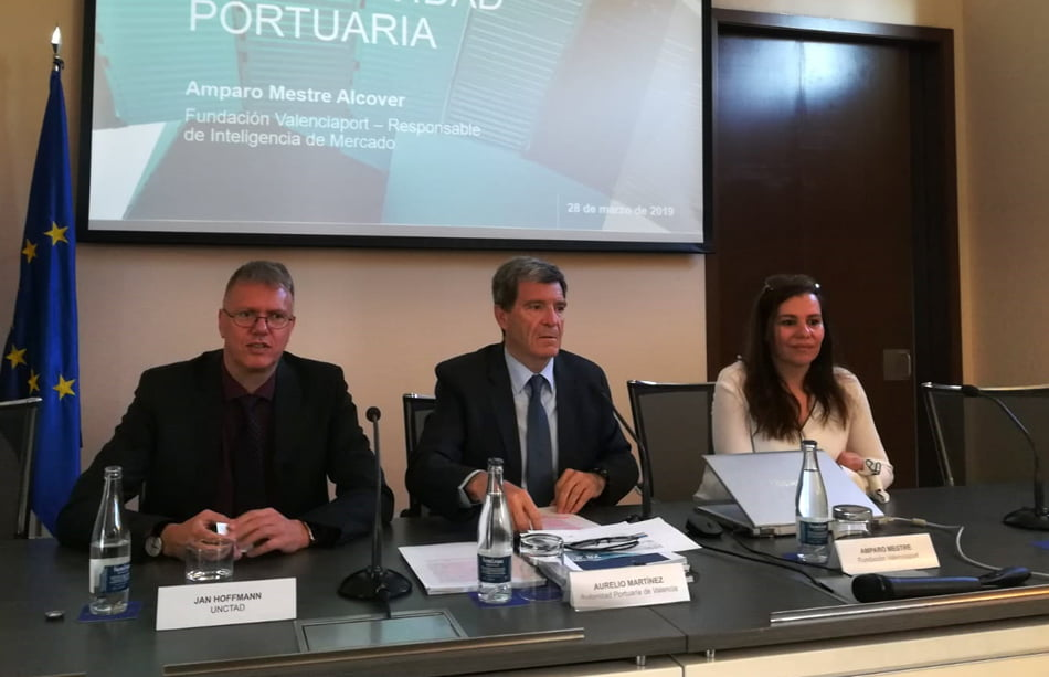 Valenciaport, primer puerto español en conectividad y competitividad marítima