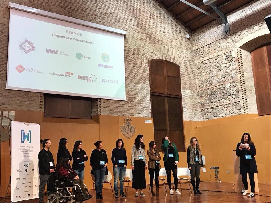Imagen destacada Woman Techmakers reúne en València a mujeres referentes de sector tecnológico