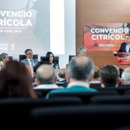 ministro agrciultura-convención-pspv