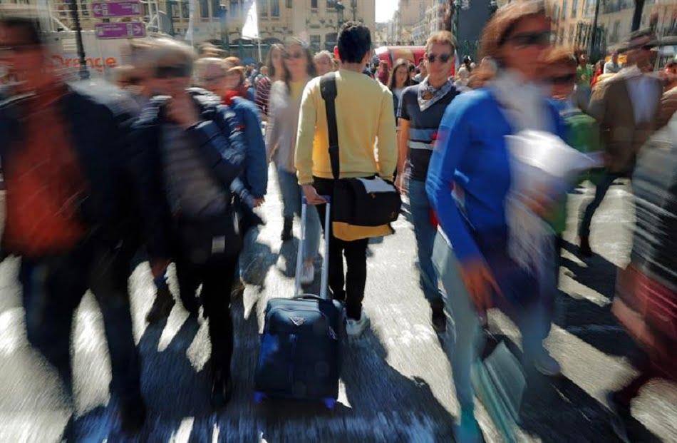 Imagen destacada València roza el 80% de ocupación hotelera en el fin de semana de Fallas